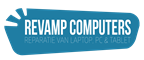 ReVamp Computers logo